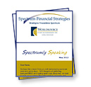 Spectrum Financial newsletter